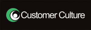 Customer Culture Logo Horizontal Reversed